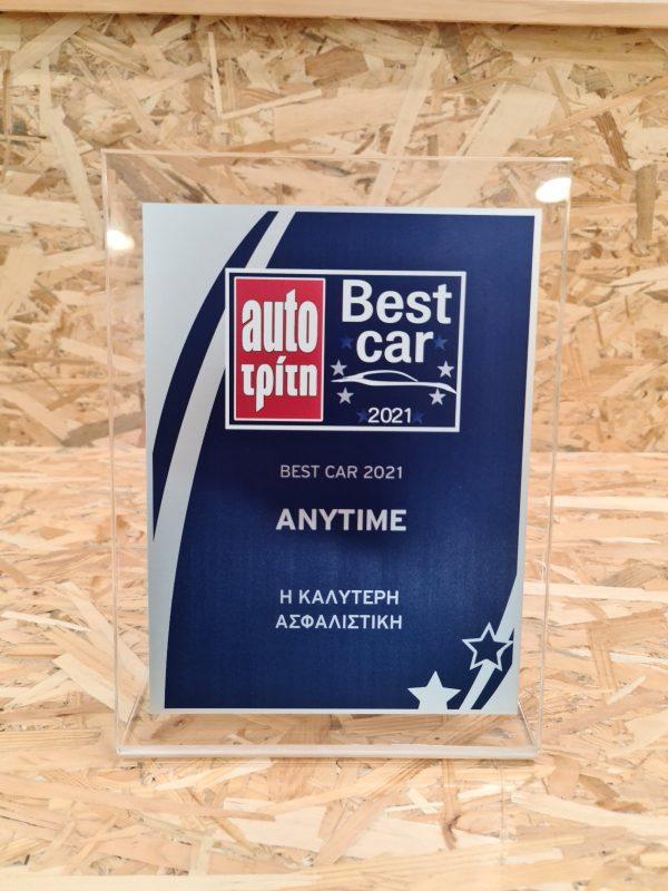 καλύτερο brand ασφάλισης αυτοκινήτου