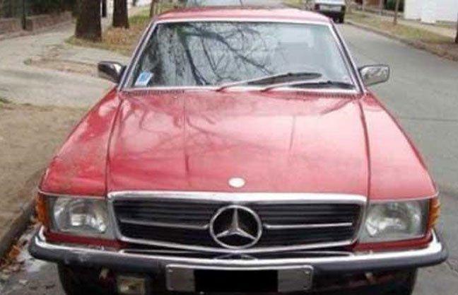 αυτοκίνητα του Ντιέγκο Μαραντόνα