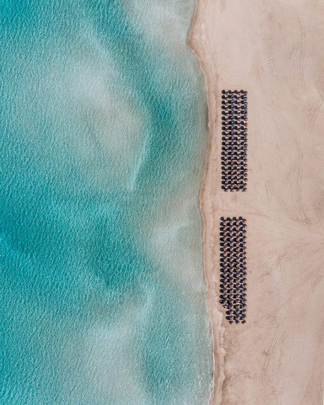 διακεκριμένη παραλία
