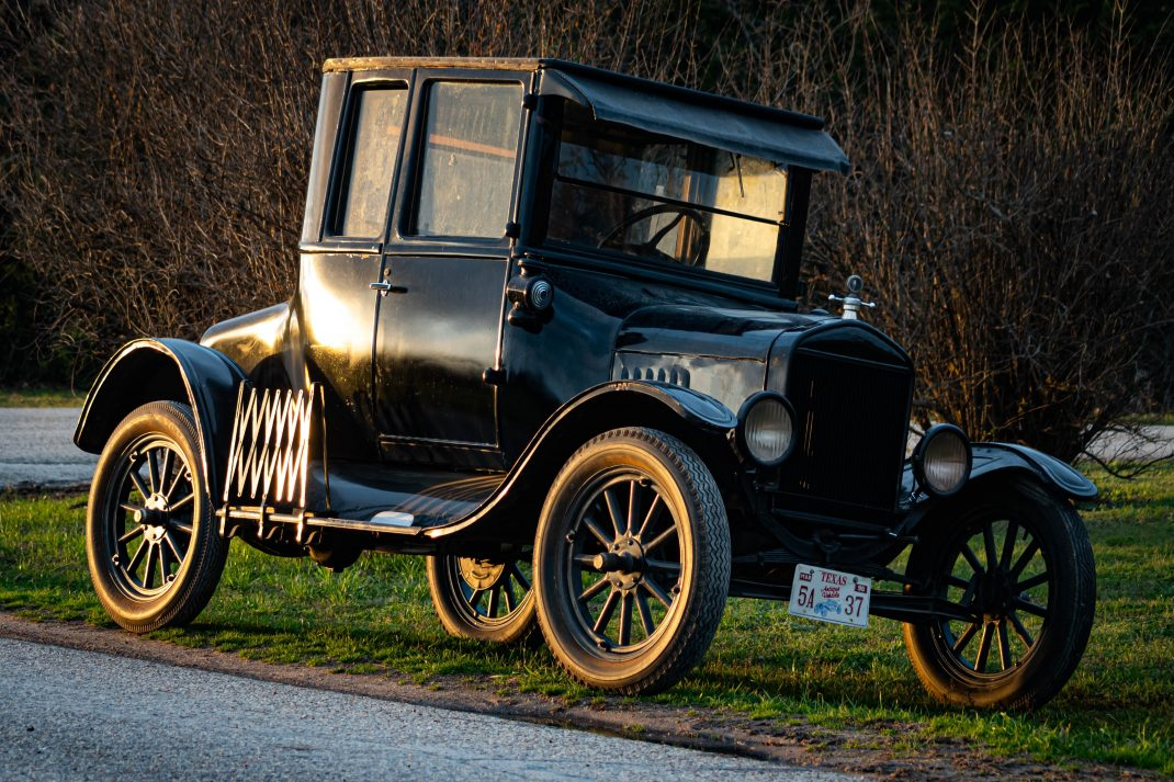 Ιστορία αυτοκινήτου