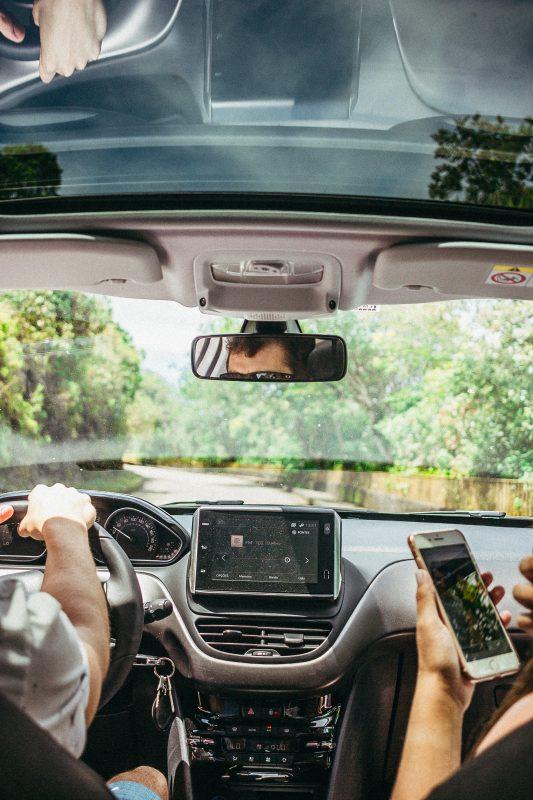 Οδήγηση και τεχνητή νοημοσύνη